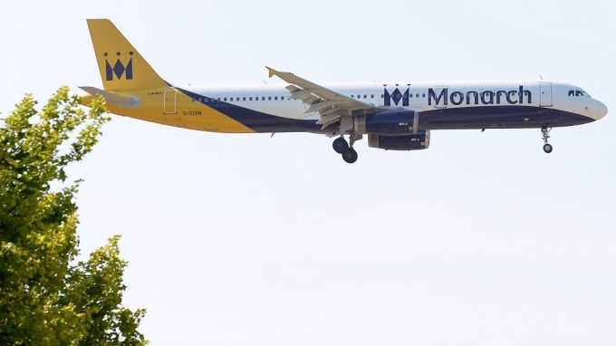 君王航空破產說停飛就停飛 英國政府包機接回11萬國民