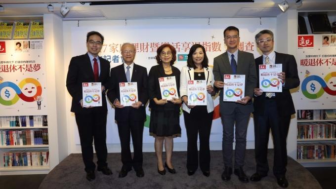 台灣家庭退休指數連2年不及格 退休後平均月收入僅3萬元