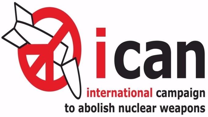 「國際廢除核武運動」摘諾貝爾和平獎桂冠