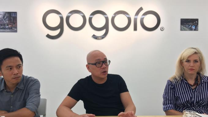 〈星期人物〉Gogoro開台灣電動機車新頁陸學森為何獲重量級外資金援?