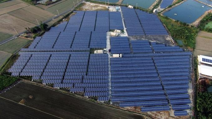 國碩將於台南建置80MW太陽能電廠 明年Q2併網發電