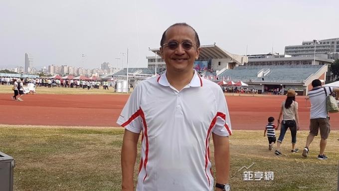 華邦電總經理詹東義看好第4季營運。(鉅亨網資料照)