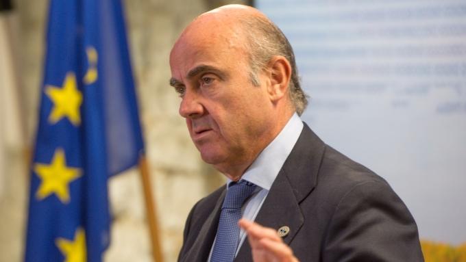 圖:AFP  西班牙經濟部長金多斯