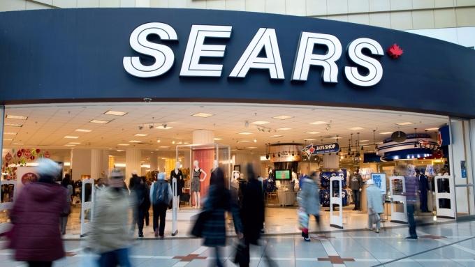 路已走到盡頭 加拿大Sears店面將全數關閉