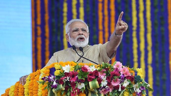 印度總理 Modi / 圖:afp