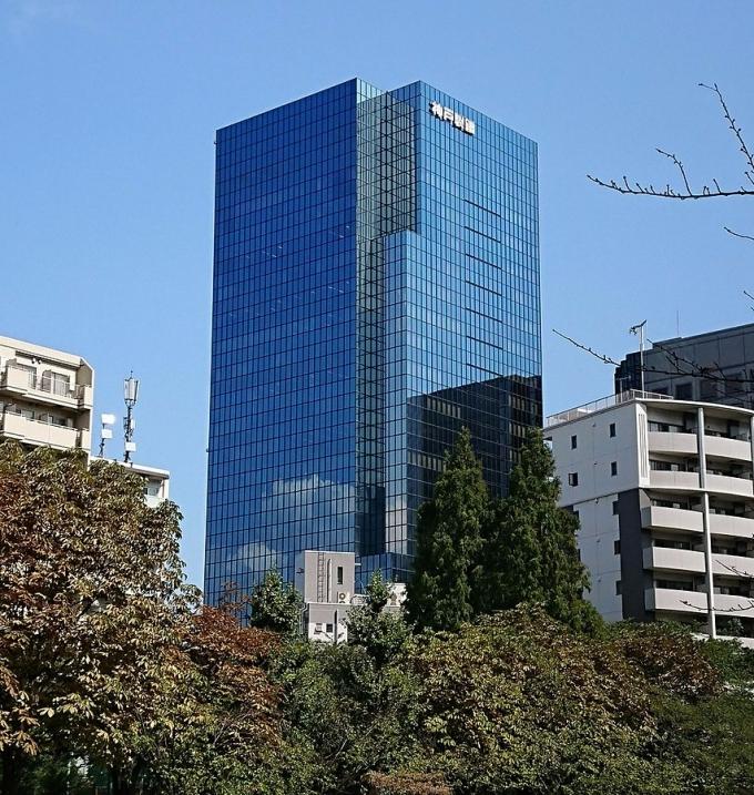 神戶製鋼所東京總部      (圖取自維基百科)