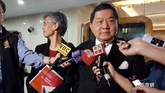 〈頻譜競標〉4G進入成熟市場 徐旭東:要投資總要有收獲