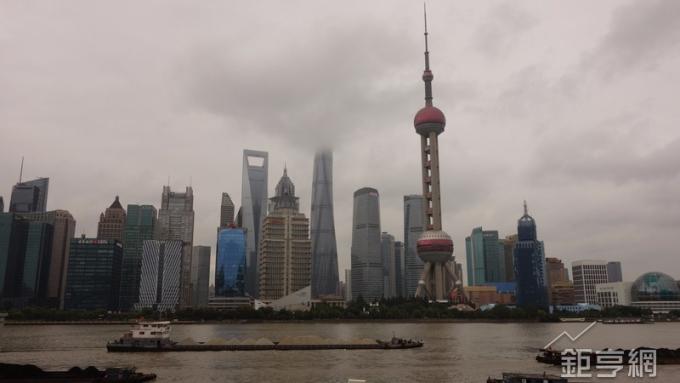 南侨上海宝莱纳第5店店赴将面对此一黄浦江景色。(钜亨网记者张钦发摄)