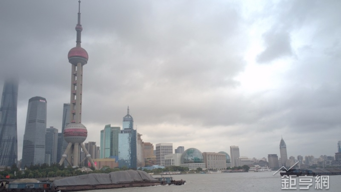南僑寶萊納餐廳上海第五店明年 5 月加入營運,面對黃浦江景色。