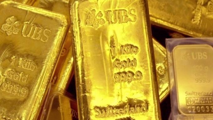美元走強,不利黃金      (圖:AFP)