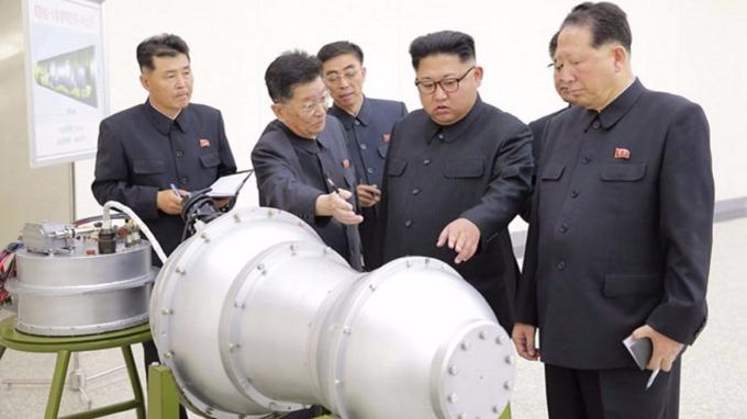 北韓:核戰一觸即發 警告各國不要加入美國軍事行動