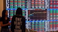 台積電美ADR開盤,股價盤下震盪遊走。(鉅亨網資料照)