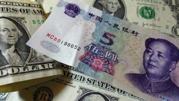 專家表示,人民幣沒有持續大幅貶值基礎。 (圖:AFP)