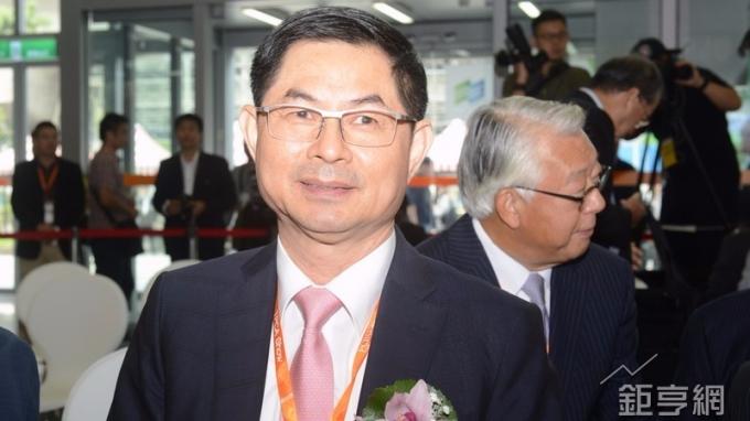 TPCA理事長吳永輝。(鉅亨網記者張欽發攝)