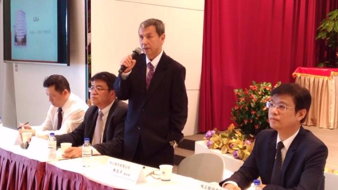 味王陳恭平:下半年業績旺 今年獲利將優於去年