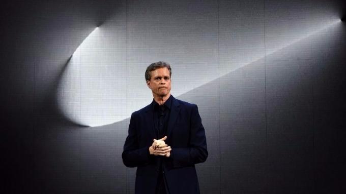 Nike執行長Mark Parker(圖:AFP)