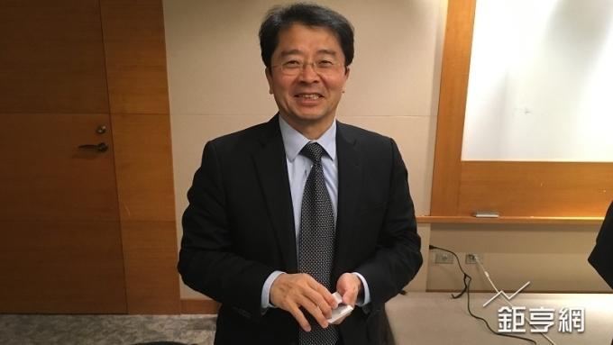 創意總經理陳超乾。(鉅亨網資料照)