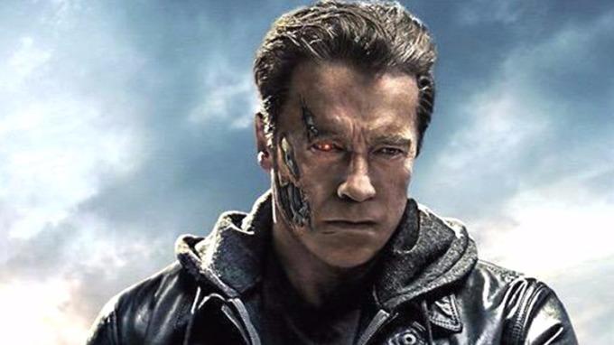 機器人會不會變成《魔鬼終結者》裡面目可憎的殺手而與人類為敵呢? (圖取材自網路)