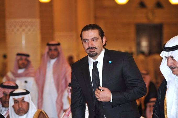 巴嫩總理哈里 (Saad al-Hariri) 裡逃亡沙烏地宣佈辭職。 (圖:AFP)