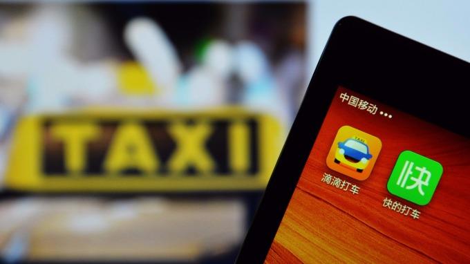 騰訊全球合作夥伴大會公布AI in Car生態系統的合作夥伴。(圖:AFP)