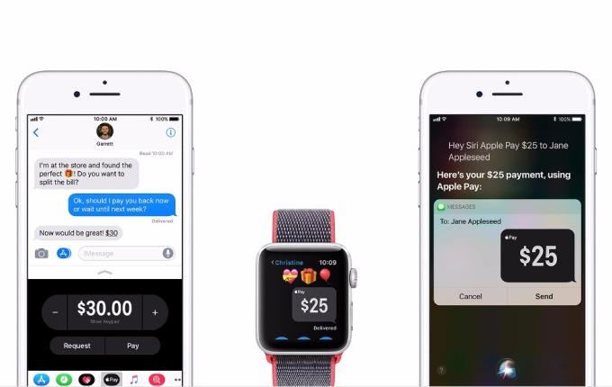 年底將會發布Apple Pay Cash正式版      (圖取自網路)