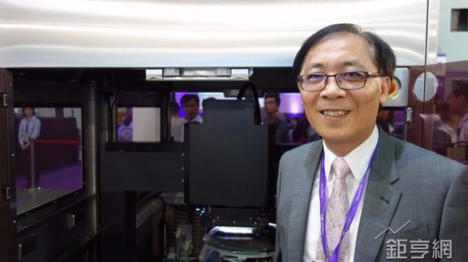 牧德科技董事長汪光夏。(鉅亨網記者張欽發攝)
