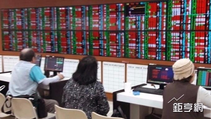 市場預料年底前將出現一波作帳行情。(鉅亨網資料照)
