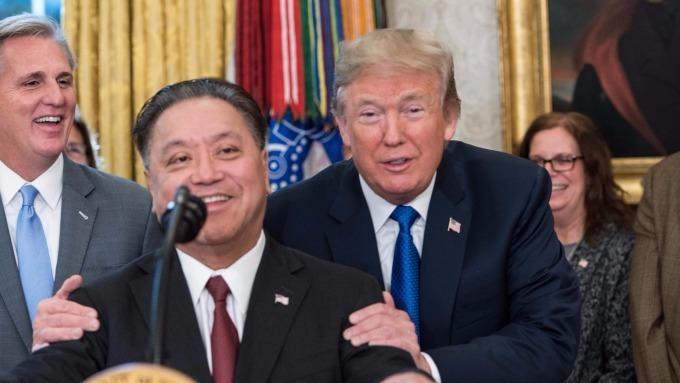 博通宣布總部將由新加坡遷回美國      (圖:AFP)