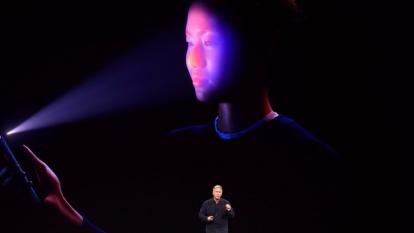 蘋果面部辨識系統遭破解      (圖:AFP)