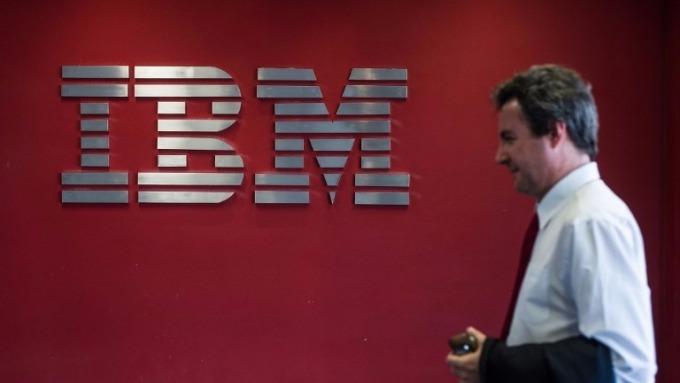 IBM (圖:AFP)