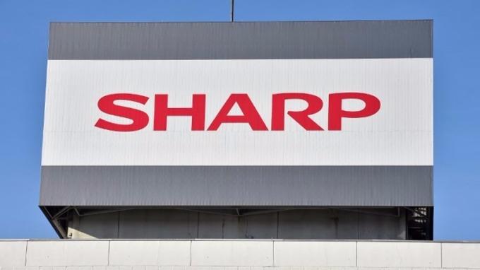 郭台銘旗下SIO出售夏普540萬股股票,共套現189.8億日元 (圖:AFP)