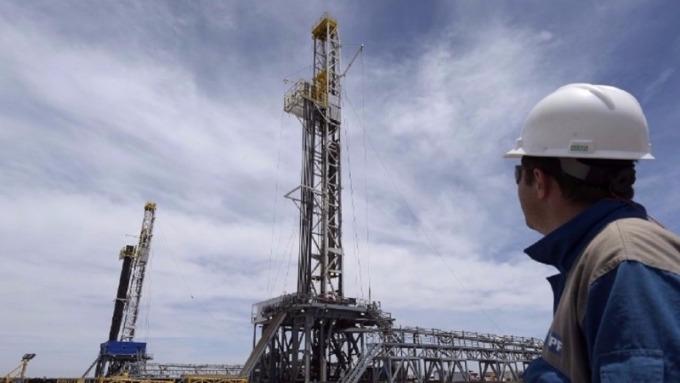 美國頁岩油對油價上揚反應遲緩      (圖:AFP)