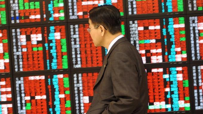 MSCI調昇台股權重,11/30收盤生效。(AFP)