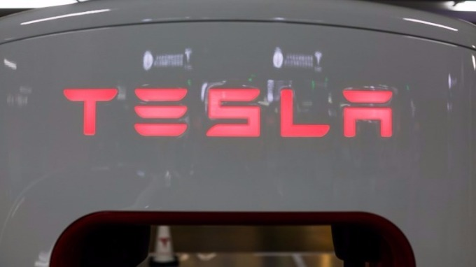 電動車廠商Tesla (圖:AFP)