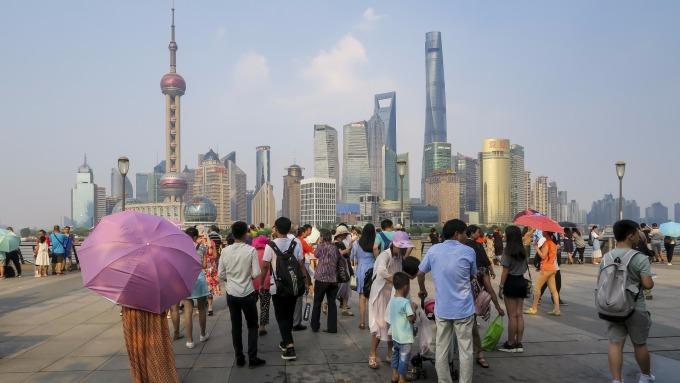 亞洲將扮全球金融科技應用火車頭。(AFP)