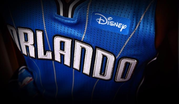奧蘭多魔術與迪士尼簽約 (圖:NBA官網)