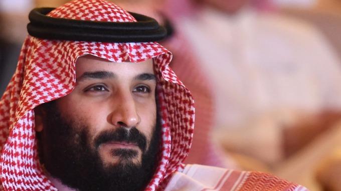 沙烏地阿拉伯王儲薩爾曼(圖:AFP)