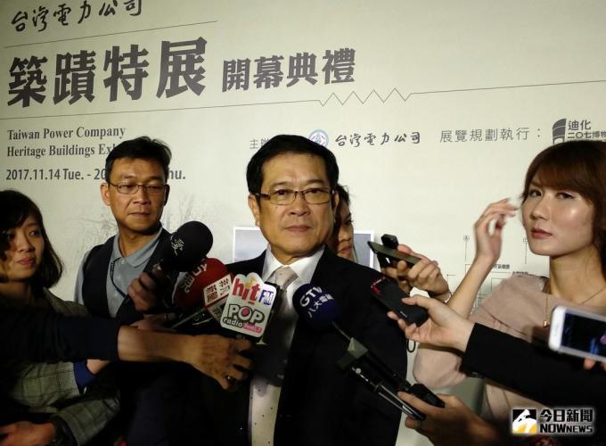 台中電廠執照展延受挫台電新董座楊偉甫這麼說