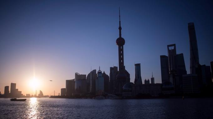 上海今日發布推動新一代人工智慧發展實施意見。(圖:AFP)