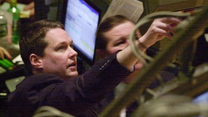 做多Nasdaq仍是全球最擁擠的交易。(圖:AFP)