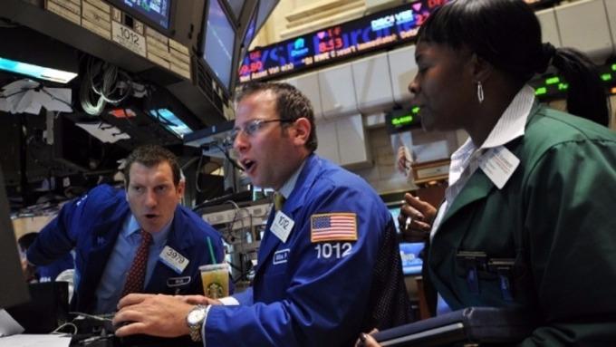 美股已長達一年未重挫拉回整理。(圖:AFP)
