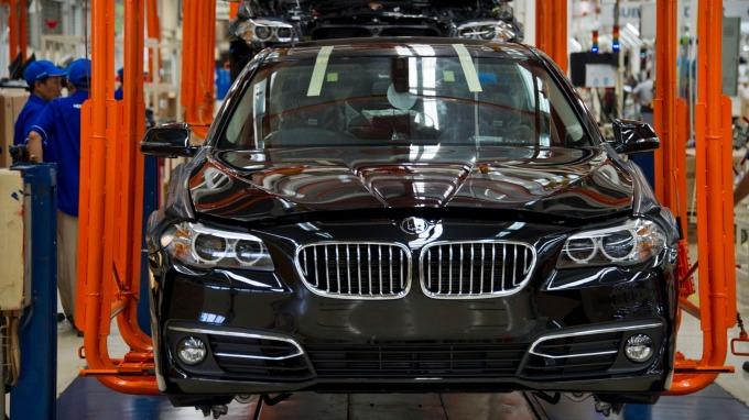BMW尋找新能源,上窮碧落下黃泉 (圖:AFP)