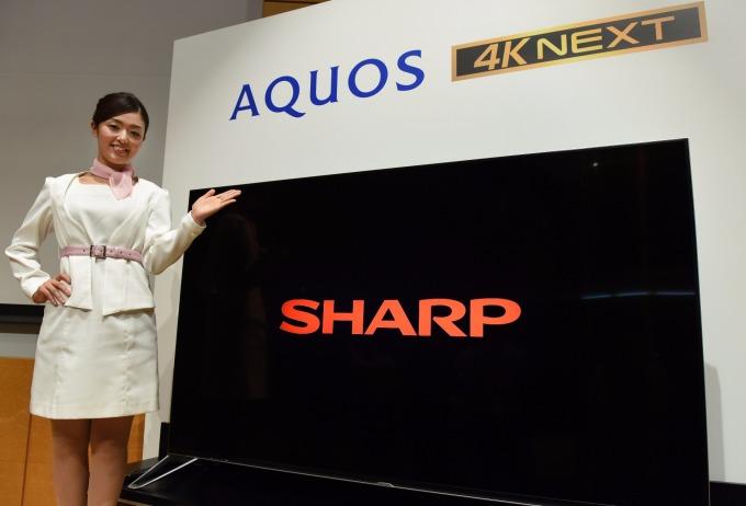 市場人士擔心,海信買東芝電視,將步上夏普電視後塵。(圖:AFP)