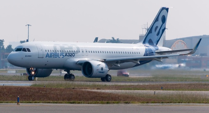 A320neo系列 (圖:Wikipedia)