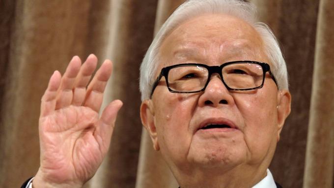 台積電董事長張忠謀(圖:AFP)
