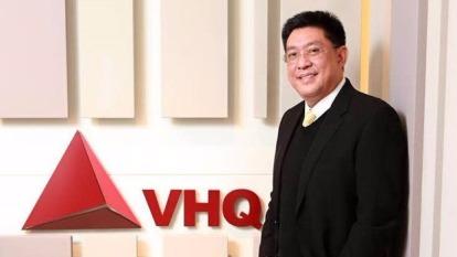 VHQ董事長劉國華。(圖:取材自VHQ官網)