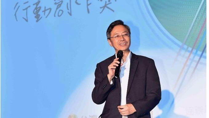 台灣大哥大基金會董事長張善政表示將啟動創作者育成計畫。(圖:台灣大提供)