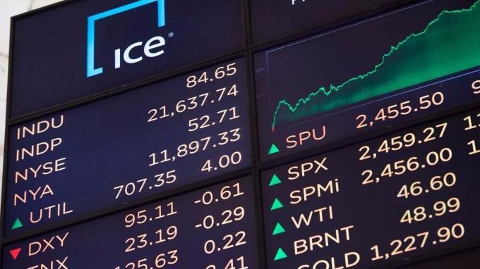 什麼影響美股走勢?升息、稅改,還是企業獲利?(AFP)