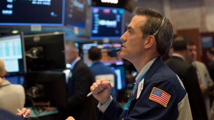 圖:AFP  科技股漲勢帶動 美國股市週二再度大漲