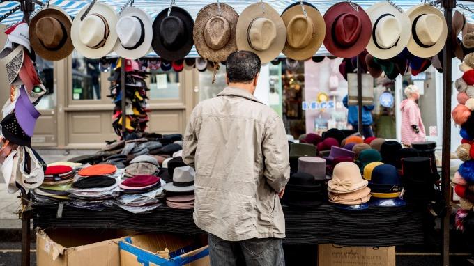 黑色購物節是什麼?它跟台灣原來是有關連的。(AFP)